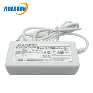 백색 LCD/LED/CCTV Power Adapter 12V 5A 60W
