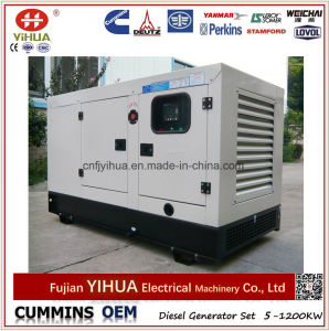 25kVA 20kw Fawde Xichai Générateur Diesel avec Silent auvent résistant aux intempéries