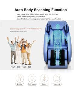 S-Form-intelligente Musik-Luxuxmassage-Stuhl