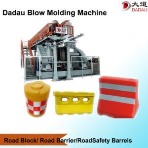 Transporte de plástico de barris de equipamentos de moldagem por sopro