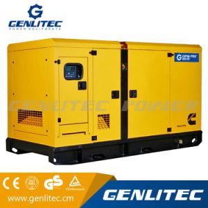 350kVA 280kw conjunto gerador diesel silenciosa com a Cummins Nta855 G2um motor