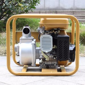 Bison (Chine) Bswp20r 2pouce Fournisseur expérimenté de longue durée prix d'usine fiable de l'essence de la pompe à eau