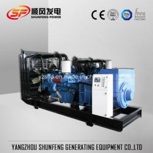 3mva 2400kw elektrischer Strom-Pflanzengeöffneter Typ MTU-Diesel-Generator