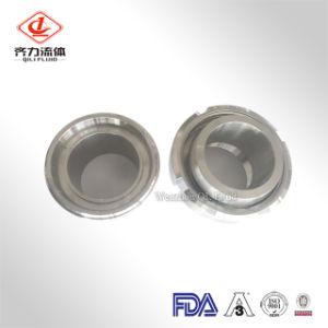 14wmp de sanitaire Verbinding van de Metalen kap van de Klem van de Pijp van het Roestvrij staal Tri