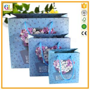 Couleur personnalisée Shopping sac de papier de format différent