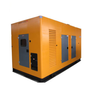 Unterschiedliche Größen-hochfeste Energien-leiser Dieselgenerator