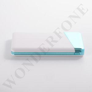 Nuevo portátil 8000mAh Banco de potencia de salida dual