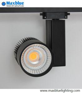 3/5年の保証との高いCRI Ra90の穂軸LEDトラック照明