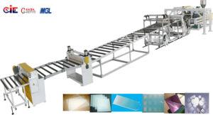 PMMA de profissionais especializados em equipamentos de extrusão de plástico com marcação CE