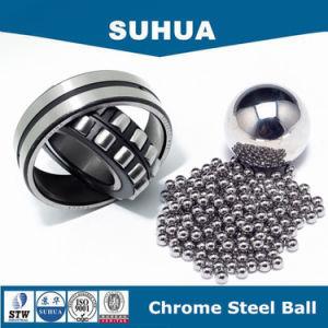 La bola de acero cromado Well-Knit Bola de acero forjado
