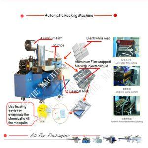 Moskito-Matten-automatische Verpackungsmaschine der China-Fabrik-Sww-240-6