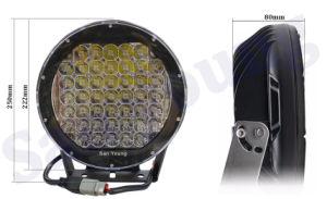 Faro fuori strada 225W luminoso eccellente 9inch dell'indicatore luminoso LED del lavoro del LED