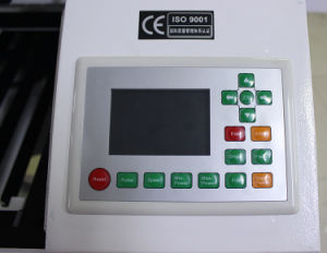 Venta directa de fábrica de madera grabadora láser
