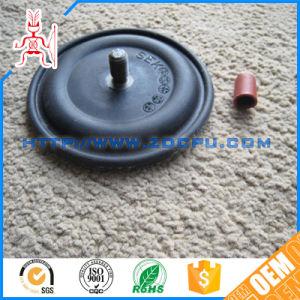 Custom hogar moldeado por inyección de plástico suave Sello de disipador de diafragma