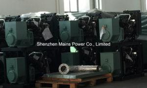 22kVA 17.6kw 비상 전원 영국 엔진 디젤 엔진 발전기 세트