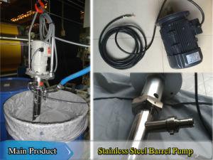 Pompe de tambour portable (SS304 pompe de tambour)