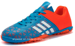Nuevo diseño Truf Fútbol Fútbol Fútbol sala zapatos (168T)