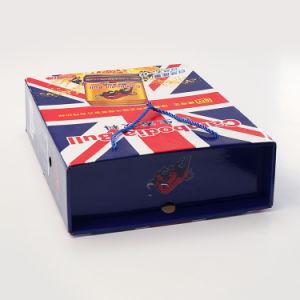 접착제 없는 Dd005 티백 종이 포장 상자