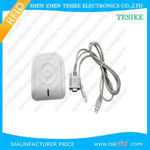 TCP IP NFC etiquetas RFID Reader Lector de tarjetas WiFi