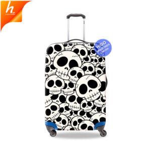 Череп план поездки чемодан защитный кожух упругой пылезащитные крышки картера