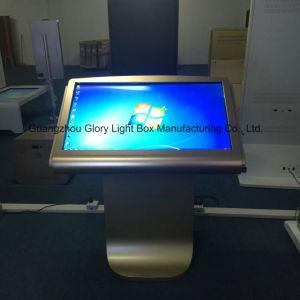 42의  편익 LCD 접촉 스크린 다중 미디어 플레이어