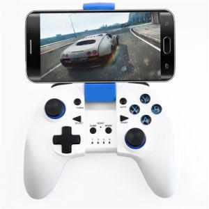 Preto/Branco Novo Android Market & Ios o controlador de jogos Bluetooth