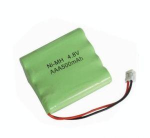 LED 빛을%s Ni MH 건전지 팩 AAA 700mAh 4.8V