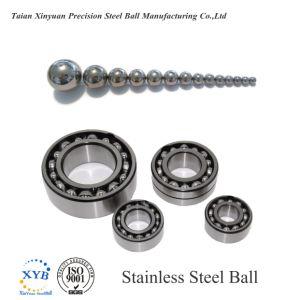 Sfere 304s G200 4.762mm dell'acciaio inossidabile 4.742mm 4.782mm 3/16 di pollice