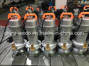 Qdx10-25-1.5 Bomba eléctrica de água submersível para irrigação