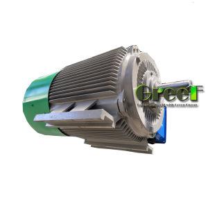 45kw低速3段階ACかRpmの同期永久マグネット発電機、風または水またはハイドロ力