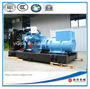 パーキンズエンジンを搭載する120kw/150kVA電力のディーゼル発電機