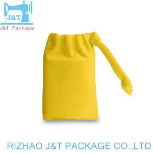 Simple L'écologie de la mousseline de coton bio de produire un sac, sac de coton, le coton Net Sac, Sac à cordonnet coton