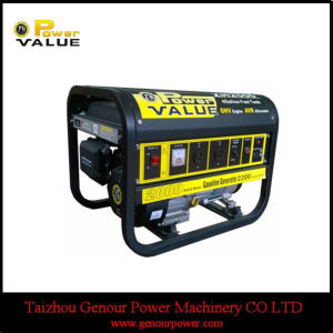 Baja velocidad opcional generador de voltaje bajo régimen.