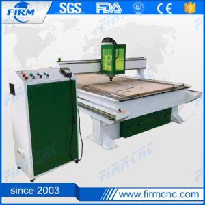 tabla de vacío Router CNC máquina de carpintería para la industria de muebles