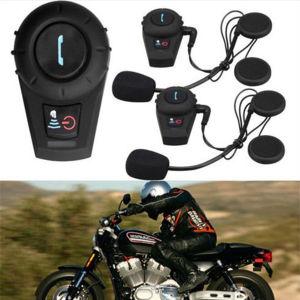 De Communicatie van de aansluting vrij Draadloze Intercom van de Hoofdtelefoon Bluetooth voor Motor