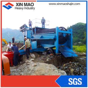 River Gold Mines et de l'usine de machines à laver