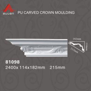 81091の工場Manafacturedのコーニスの適用範囲が広いコーニスのPUによって切り分けられる鋳造物