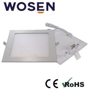 5500K純粋で白いインポートされた三菱ガイド版3W LEDのパネル・ランプ
