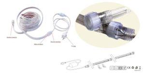 Conector hembra y macho de la luz de la cuerda de LED IP65