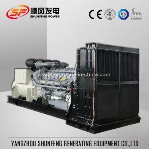 Высокое качество 800квт электроэнергии Perkins Генераторная установка дизельного цена