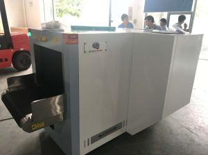 At6550d hoher Auflösung-Röntgenstrahl-Gepäck-Scanner für Flughafensicherheit-Paket