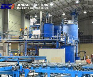 中国のギプスの機械装置、Gyspum/Gessoのボード機械生産工場