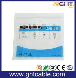 3mの高品質平らなHDMIのケーブル1.4V 2.0V (F016)