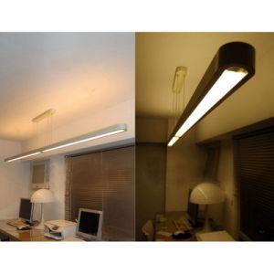 Sistema integrado de substituição fluorescente T8 Luz do Tubo de LED de marcação e RoHS aprovado T8 Lâmpada LED