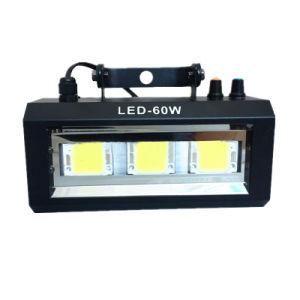 Luz estroboscópica LED de luz de la etapa 60 LED
