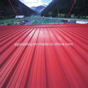 Серии 2000 2011 сплава алюминия из гофрированного картона листа крыши
