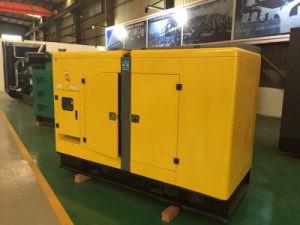 Усовершенствованный малошумящий дизельных генераторных установках/звуконепроницаемых дизельных генераторных установках/Silent типа дизельных генераторных установках