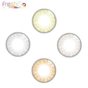 Bola de cristal Freshgo mayorista contactos de color, 4 colores