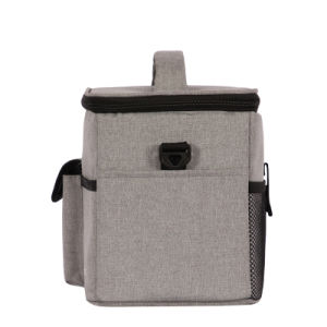 Refroidisseur de glace de l'épaule Sacs de femmes Loisirs Kid's pique-nique déjeuner Pouch Case Pack isolé boire de l'alimentation sac thermique