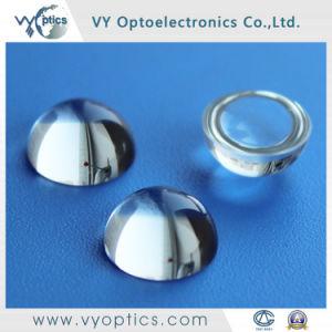 Optisches Floatglas-halbes Kugel-Objektiv